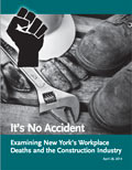 It's No Accident: Examining New York's Workplace Deaths